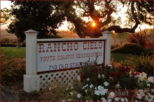 Rancho Cielo Youth Camp in Salinas, Ca