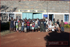 Children of Rotary Cura Orphanage