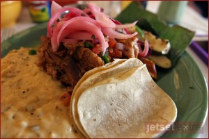 Cochinita Pibil at Barrio Cafe