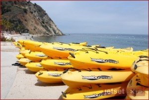 Descanso Beach Ocean Sports Kayaks