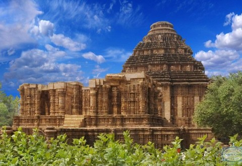 Konark Sun Temple Cox and Kings