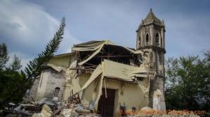 Bohol Church quake