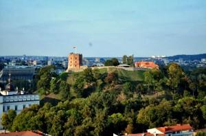 View-Over-Vilnius