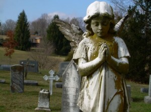 angel of gethsemani