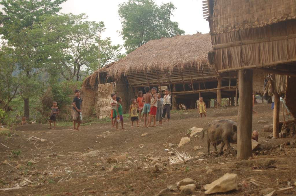 The park is home to one of the oldest indigenous people in the Philippines, the Mangyan. This photo was taken in Tamisan village, one of the lowland Mangyan settlements within the park.