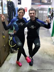 Lisa George Guam Underwater world