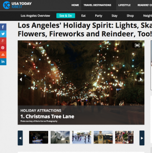 USA today holiday