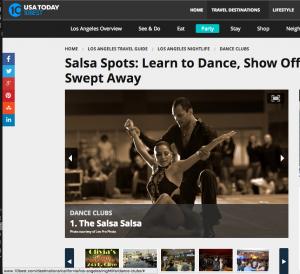 usa today Salsa