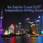 WSGT Independence award 2017 Niver Shanghai