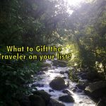 What to gift the traveler on your list? Costa Rica