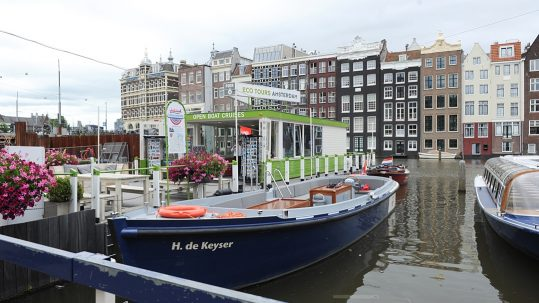 What to do in Amsterdam on a Rainy Day by Mikkel Paige of Sometimes Home for We Said Go Travel blog.