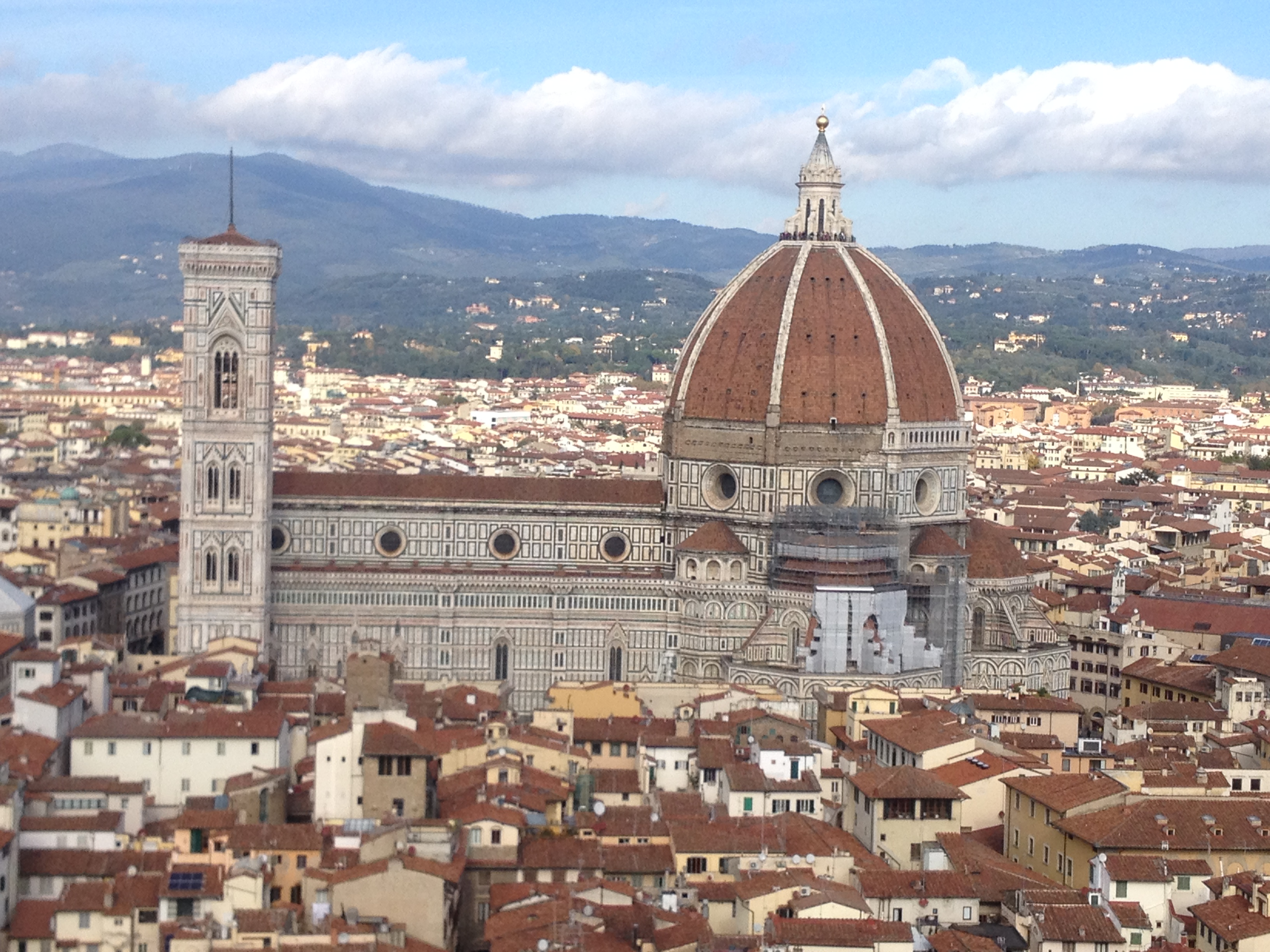 Amazing view in Florence, Italy