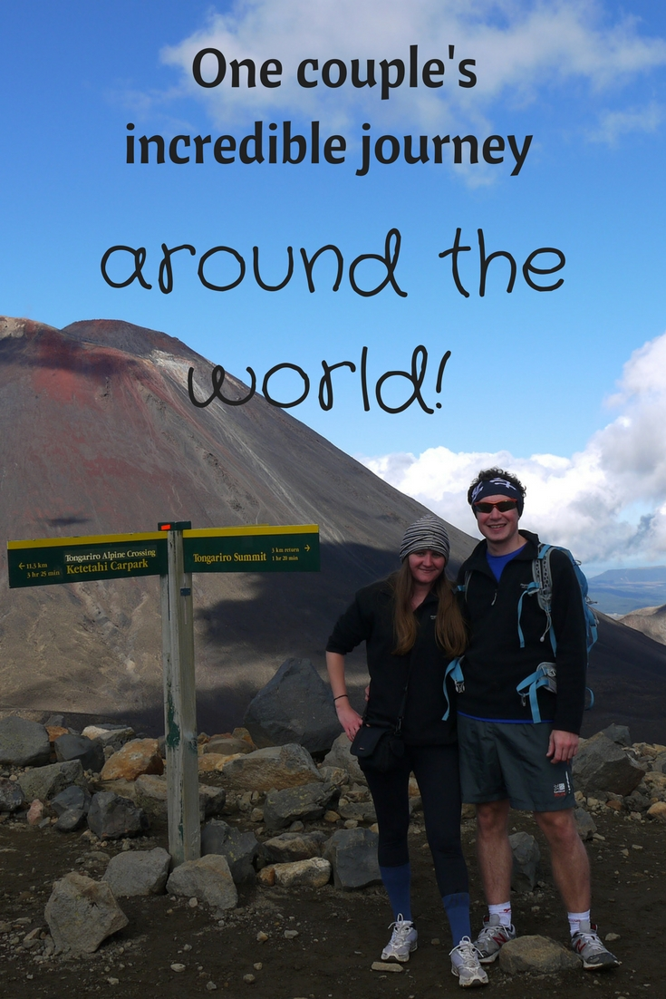 One couple's incredible journey: An interview with Our Big Fat Travel Adventure