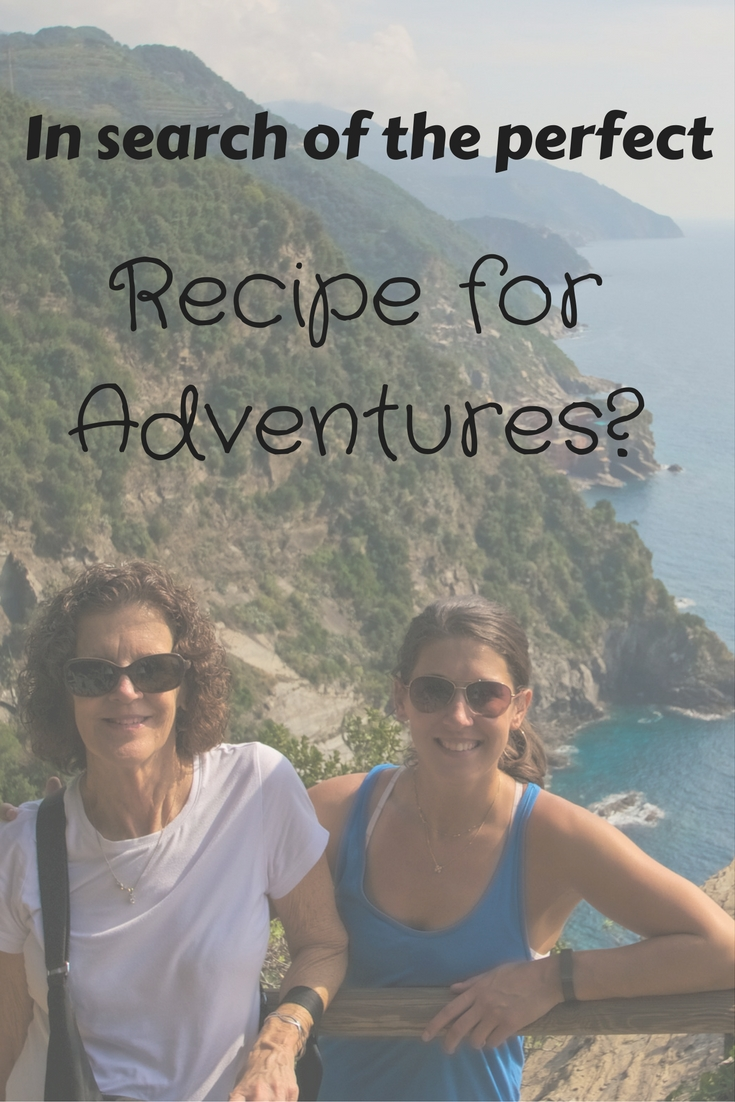 In search of the perfect Recipe for Adventures? Beth Meyer has it!