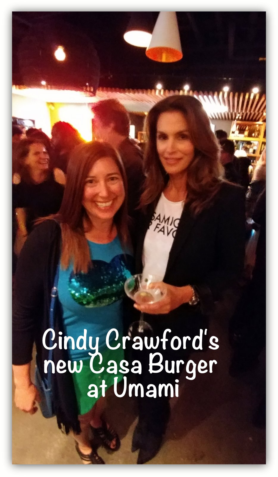 Did You Taste Cindy's Awesome and Bold Casa Burger?