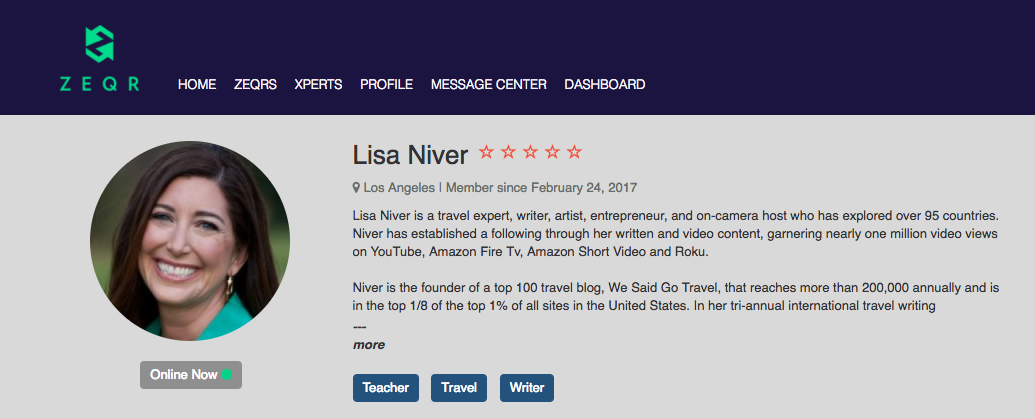 How to Travel More: Lessons with Lisa Niver