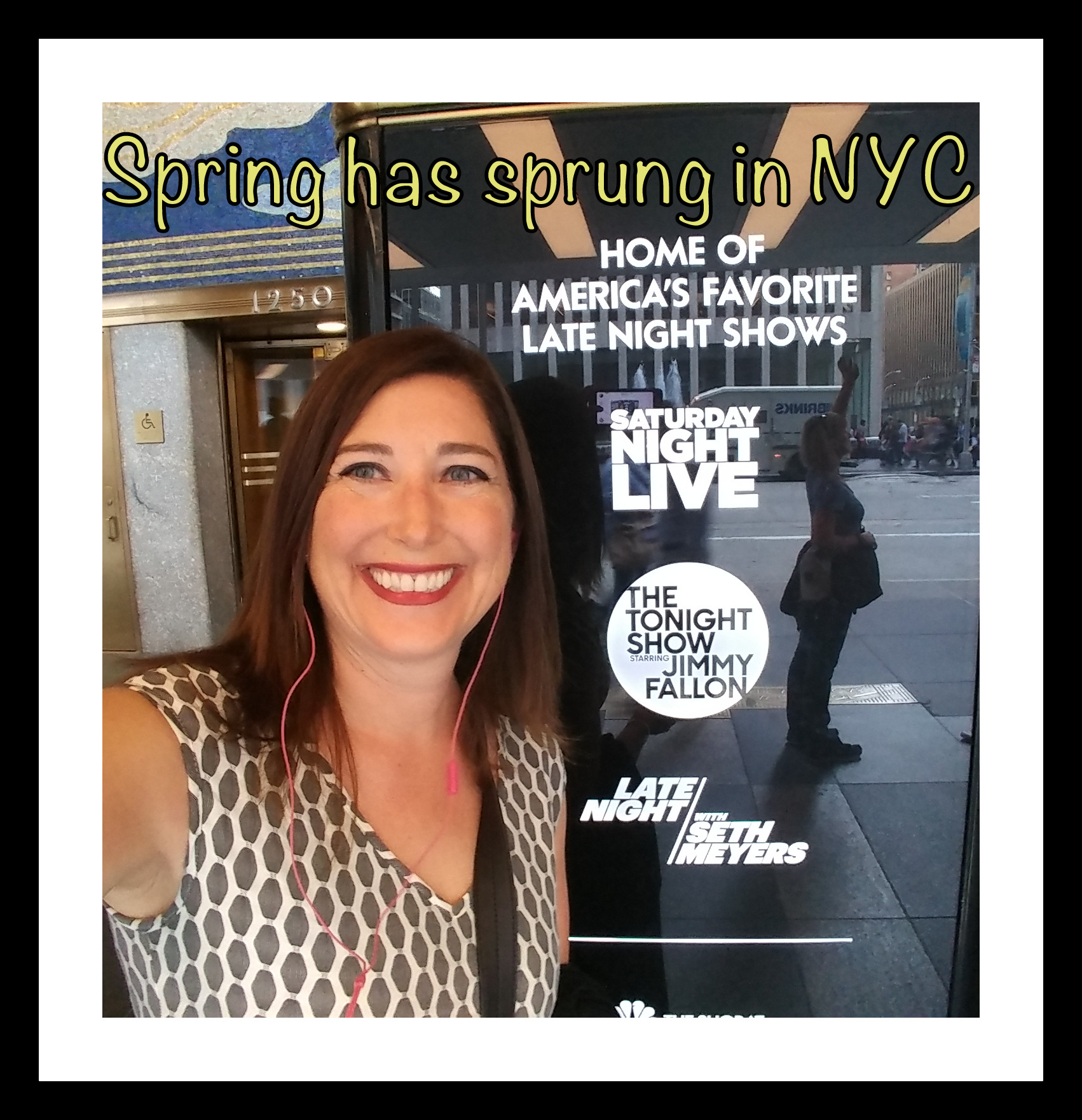 Spring has Sprung in NYC with Lisa Niver