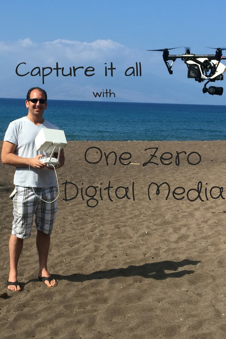 Capture it all with One Zero Digital Media
