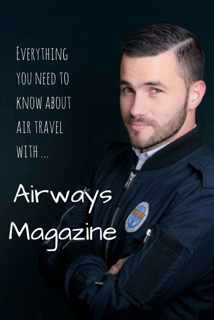 Find everything you need to know about Air Travel with Editor-in-Chief of Airways Magazine