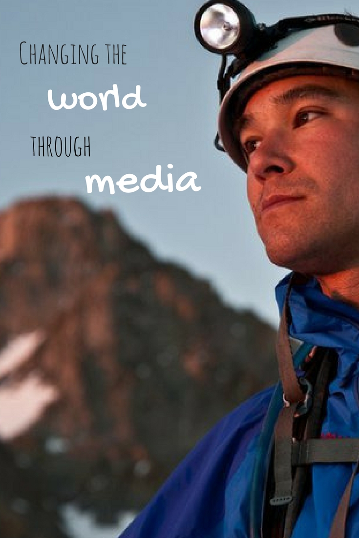Changing the world through media: an interview with JJYosh