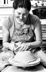 Lisa Niver, Artist and Author Photo by Mark Dektor