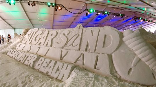 Will you love the Sugar Sand Festival?
