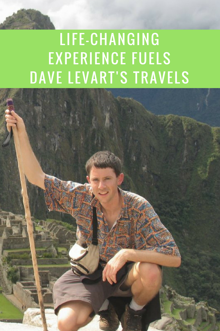 What Fuels Dave's Travel Corner's Desire to See More of the World?