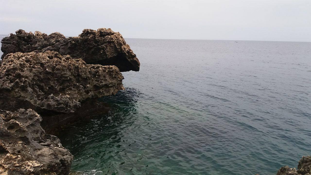 Green-Blue Sea, Cyprus