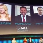 Kate Hudson at AT&T SHAPE
