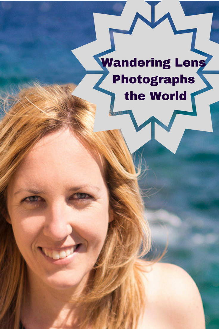 Lisa Burns views the world through a wandering lens