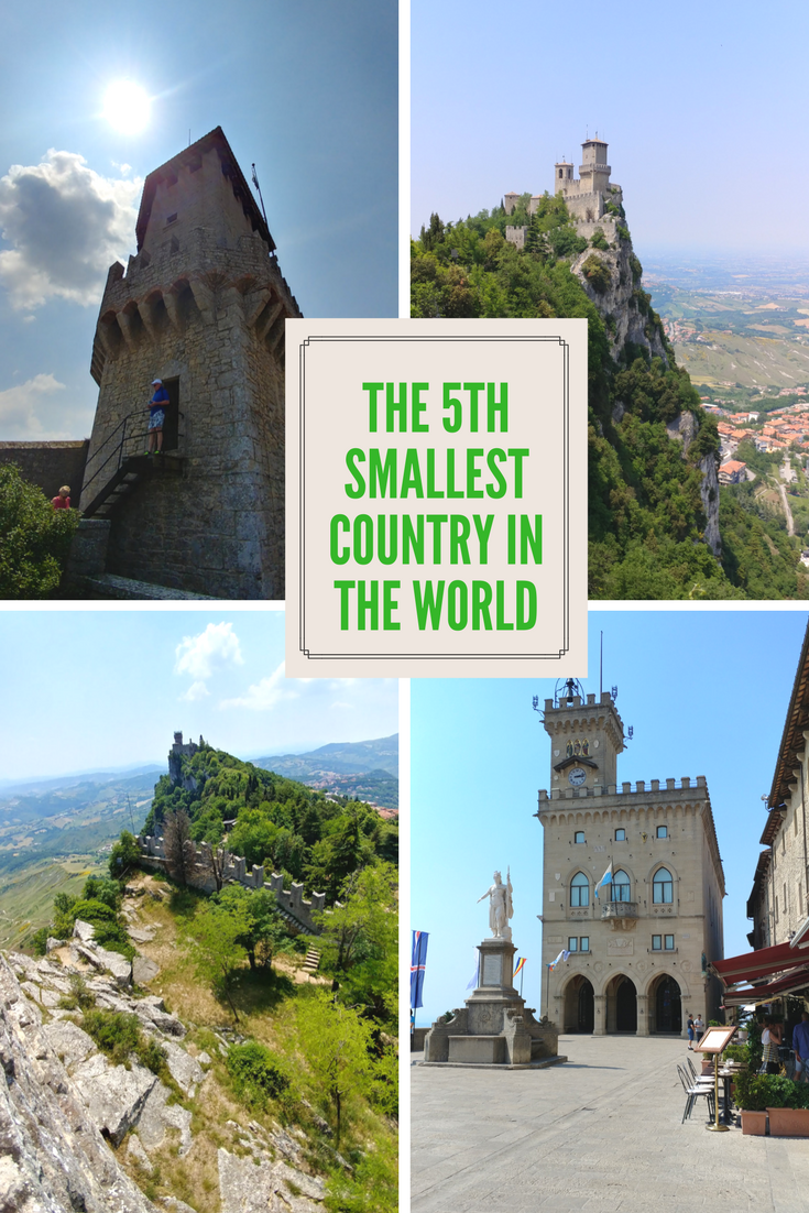 Have you been to the 5th smallest country in the world?