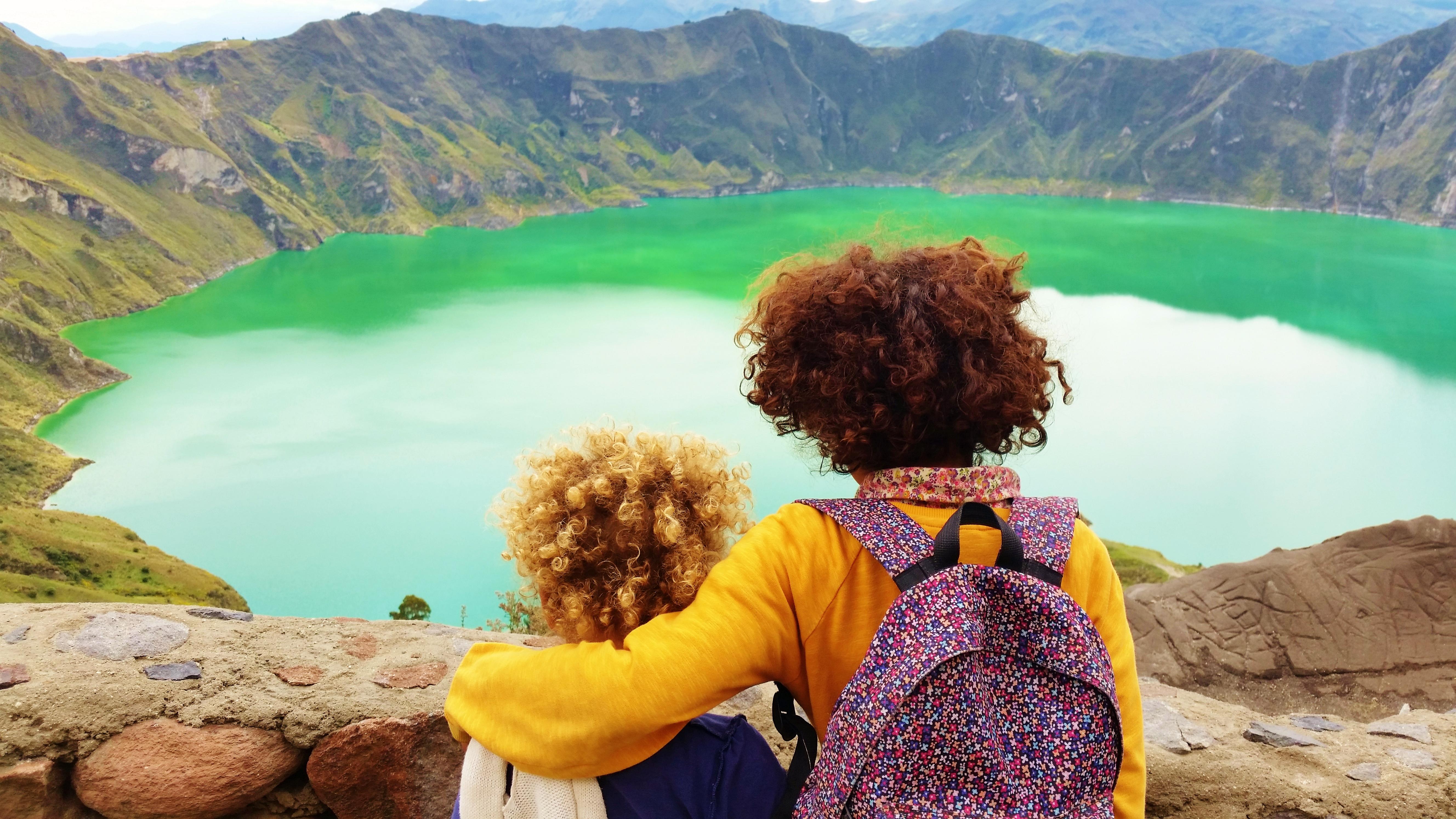 Worldschooling Wonders in Ecuador