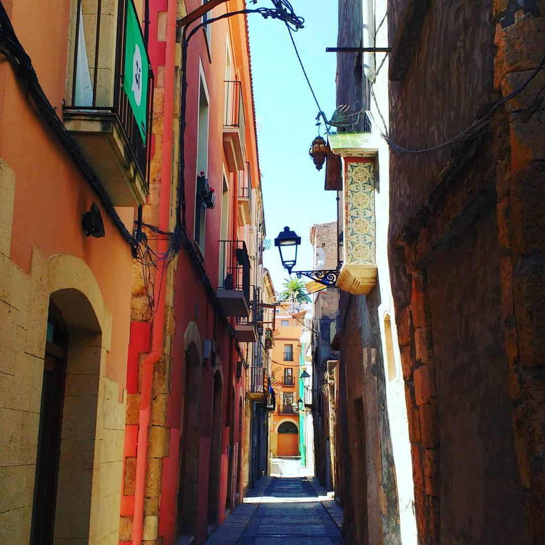 Tarragona…A Spanish town steeped in history.