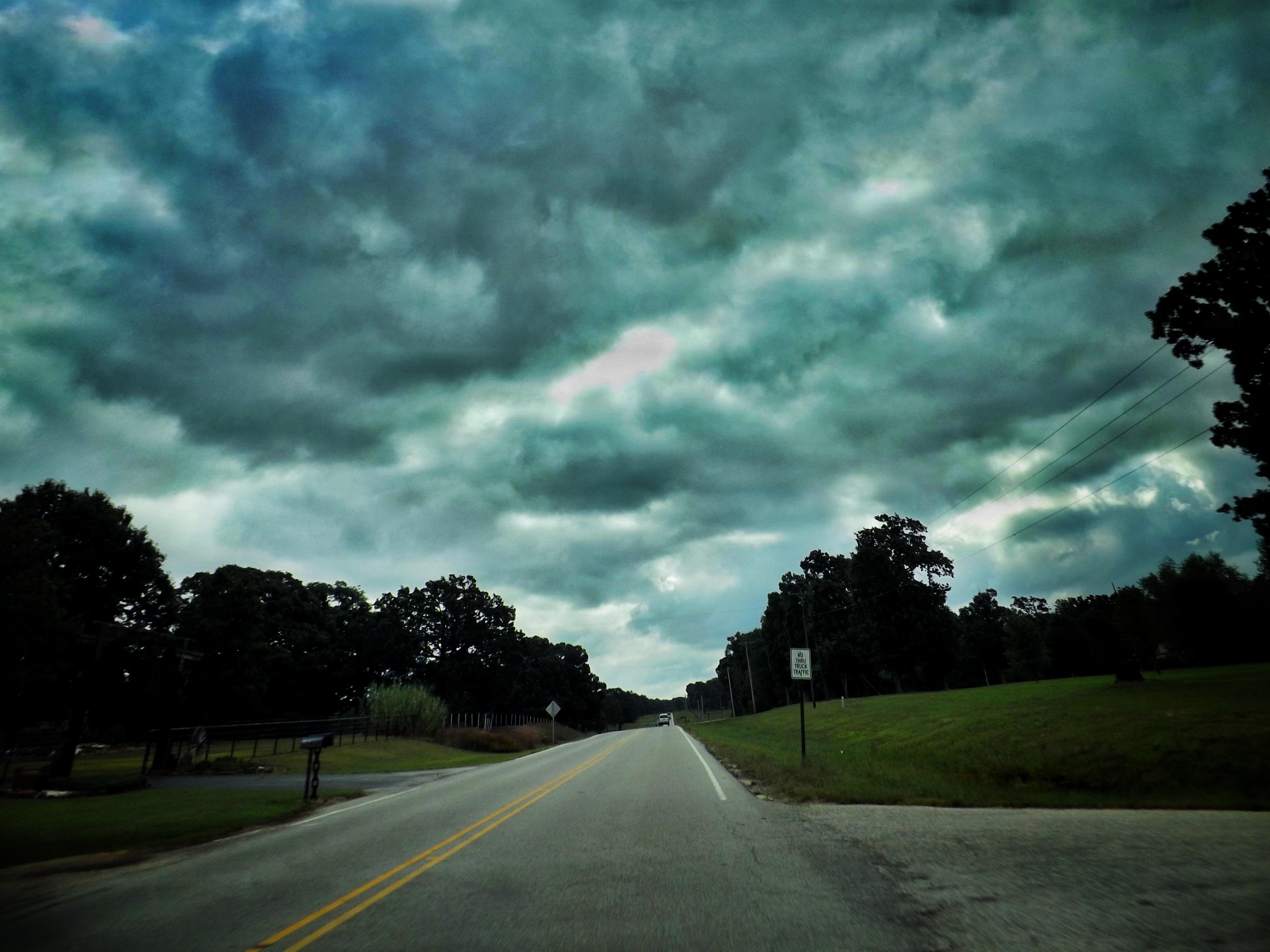Melancholy Skies in USA