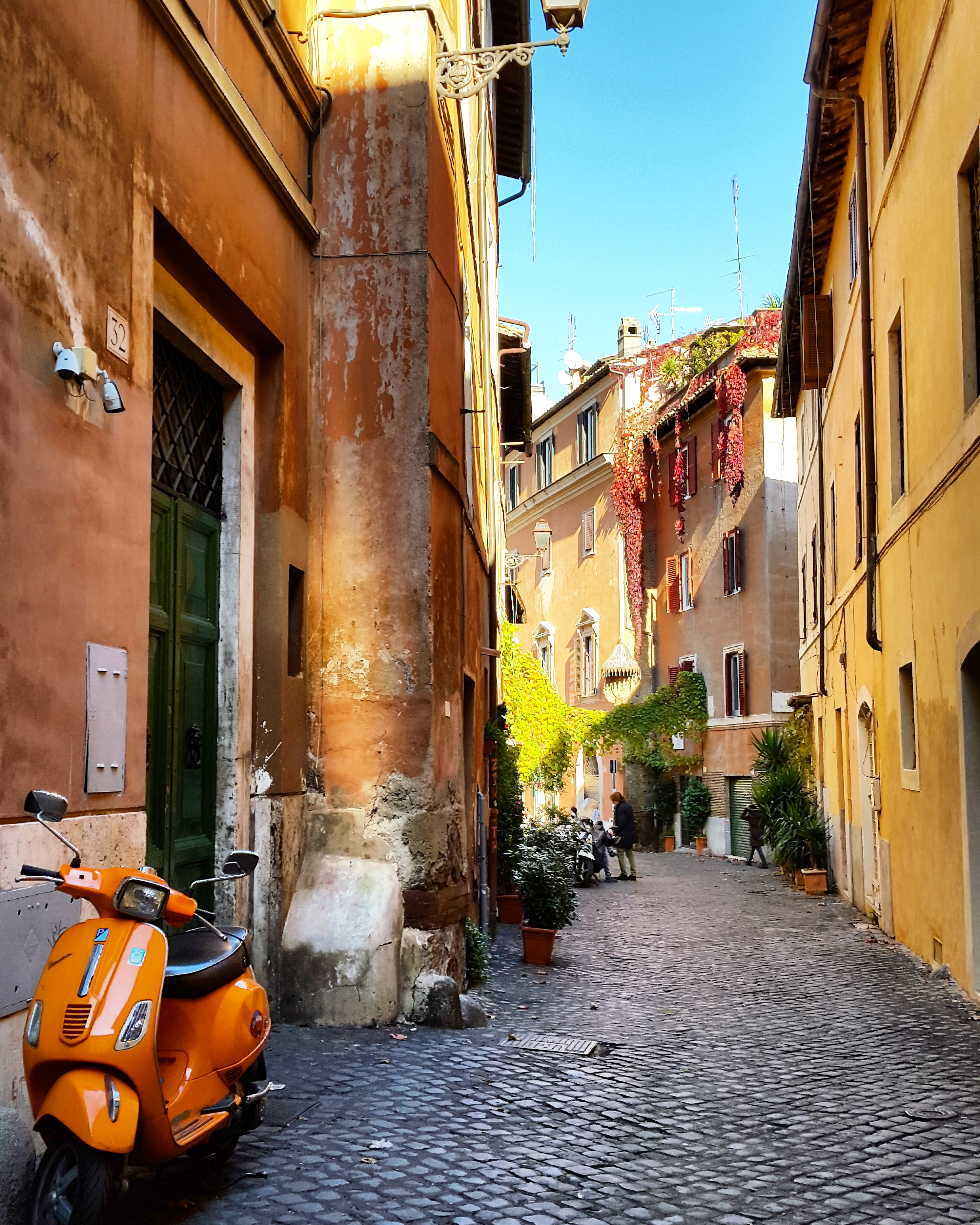 The ordinary beauty of Rome
