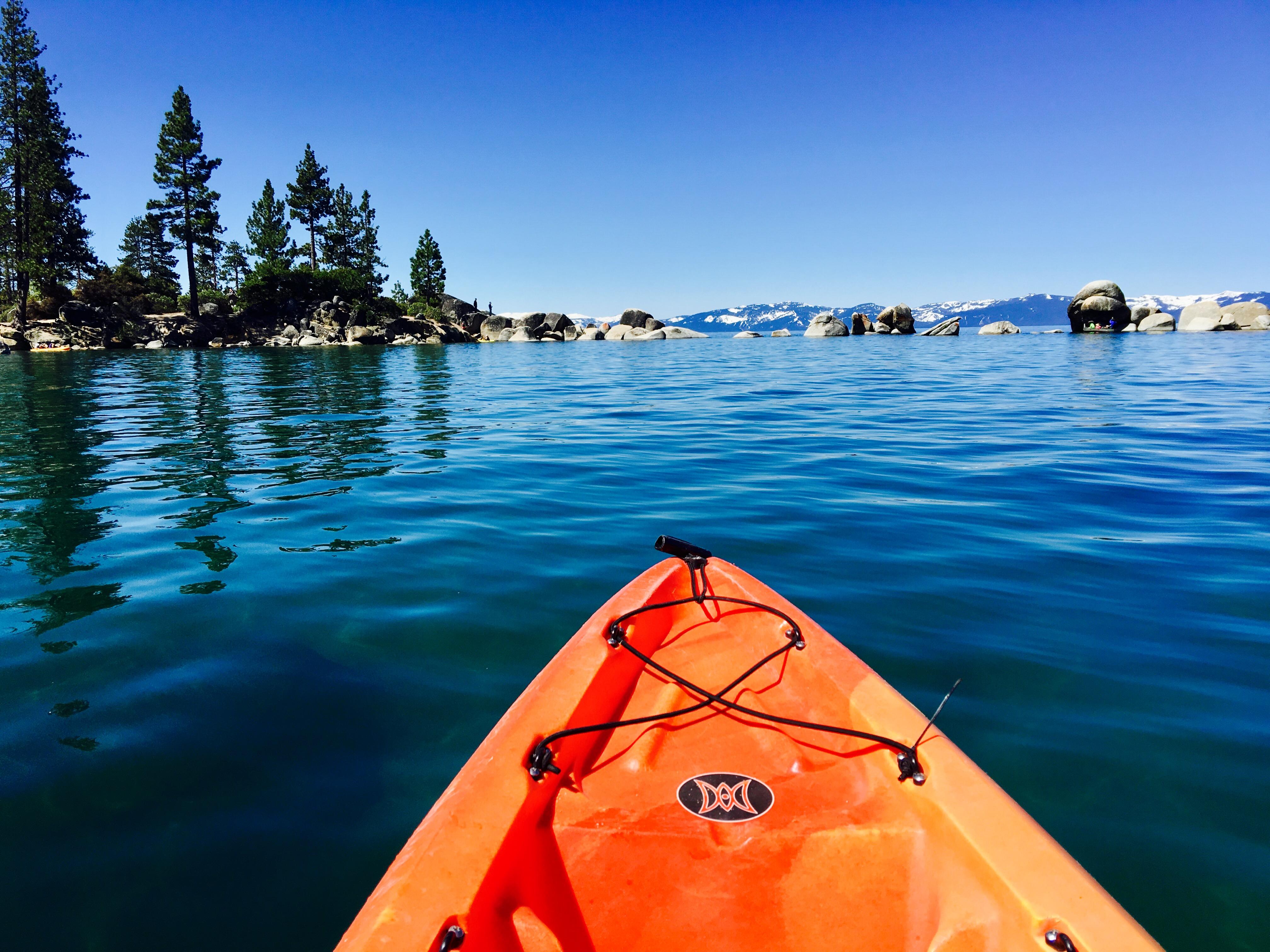 Tahoe Zen in California