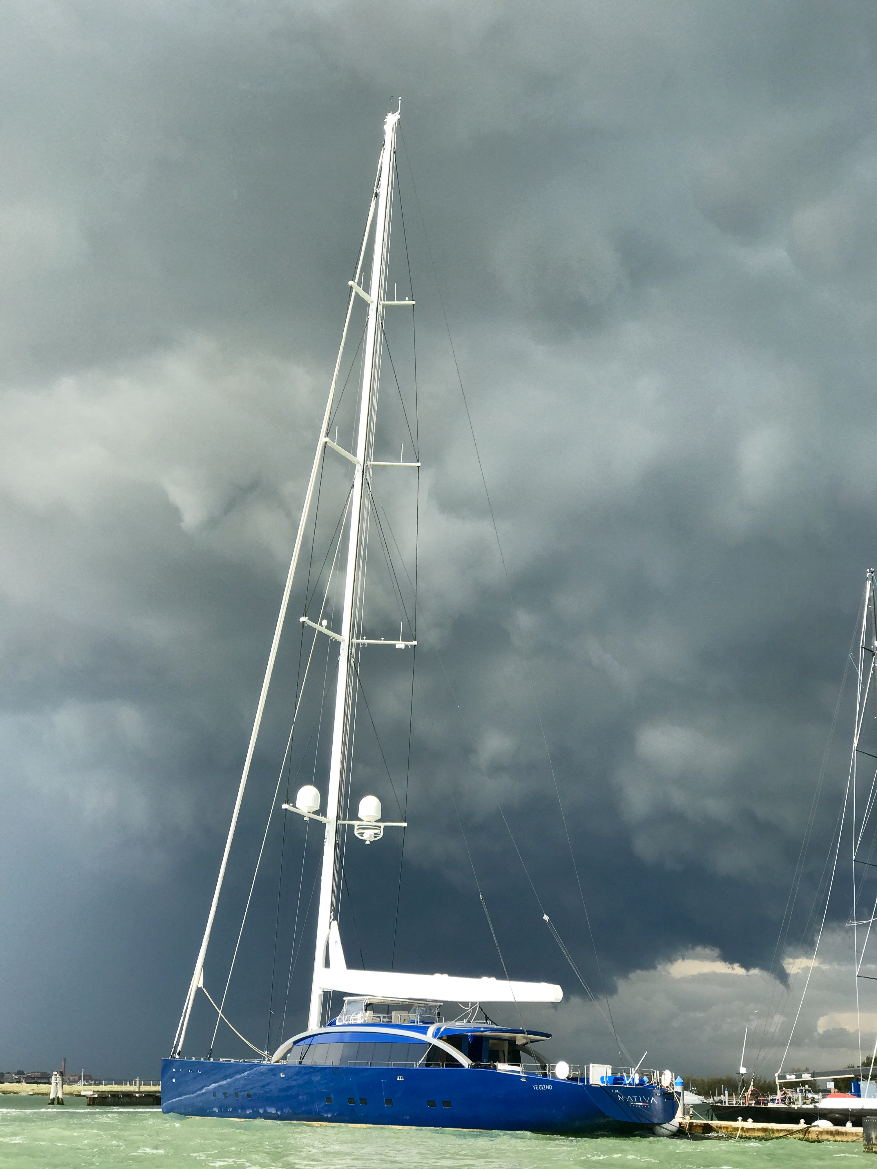 A Storm is Brewing in Italy
