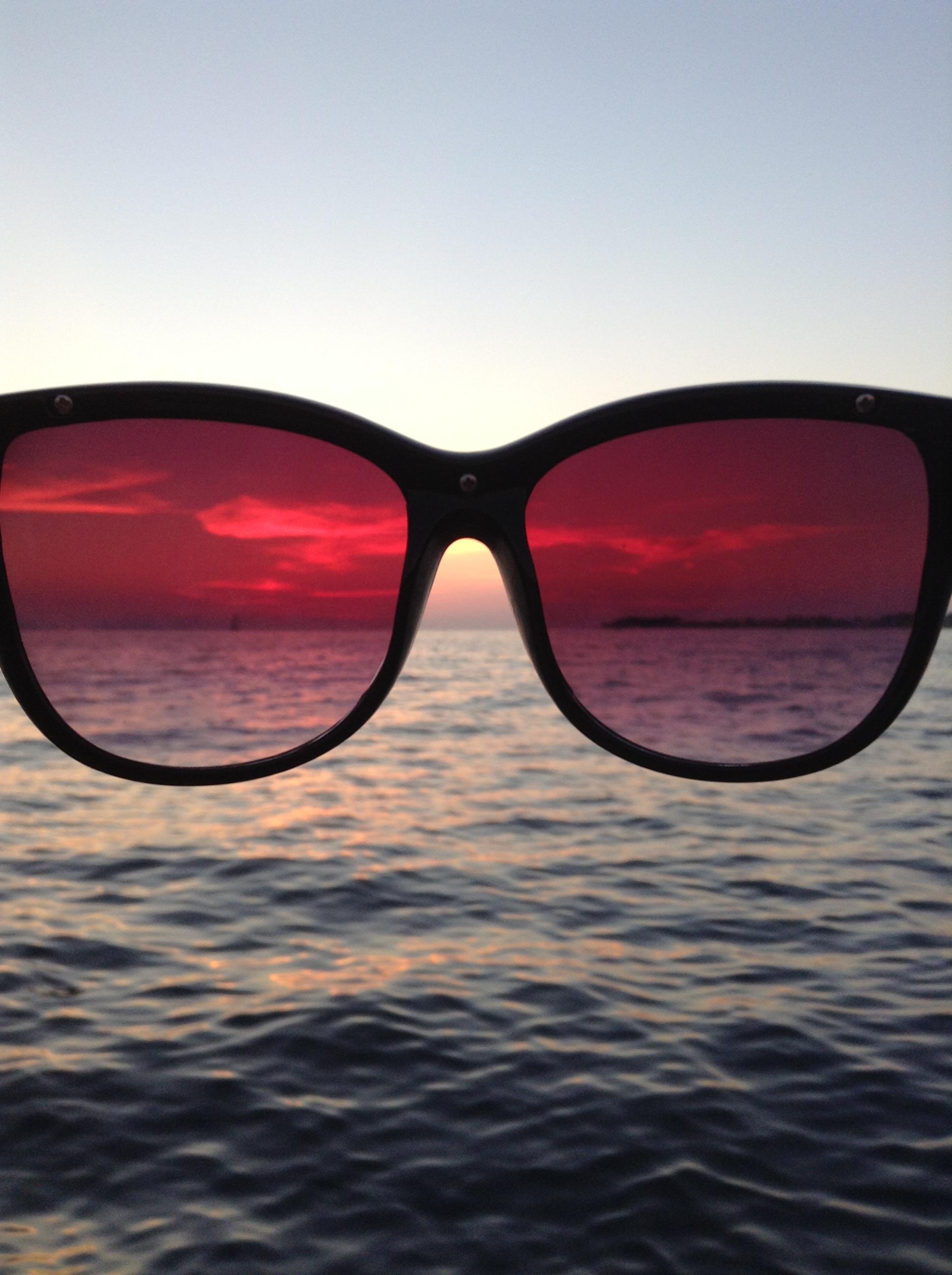 Zadar Through Rose Colored Glasses in Croatia