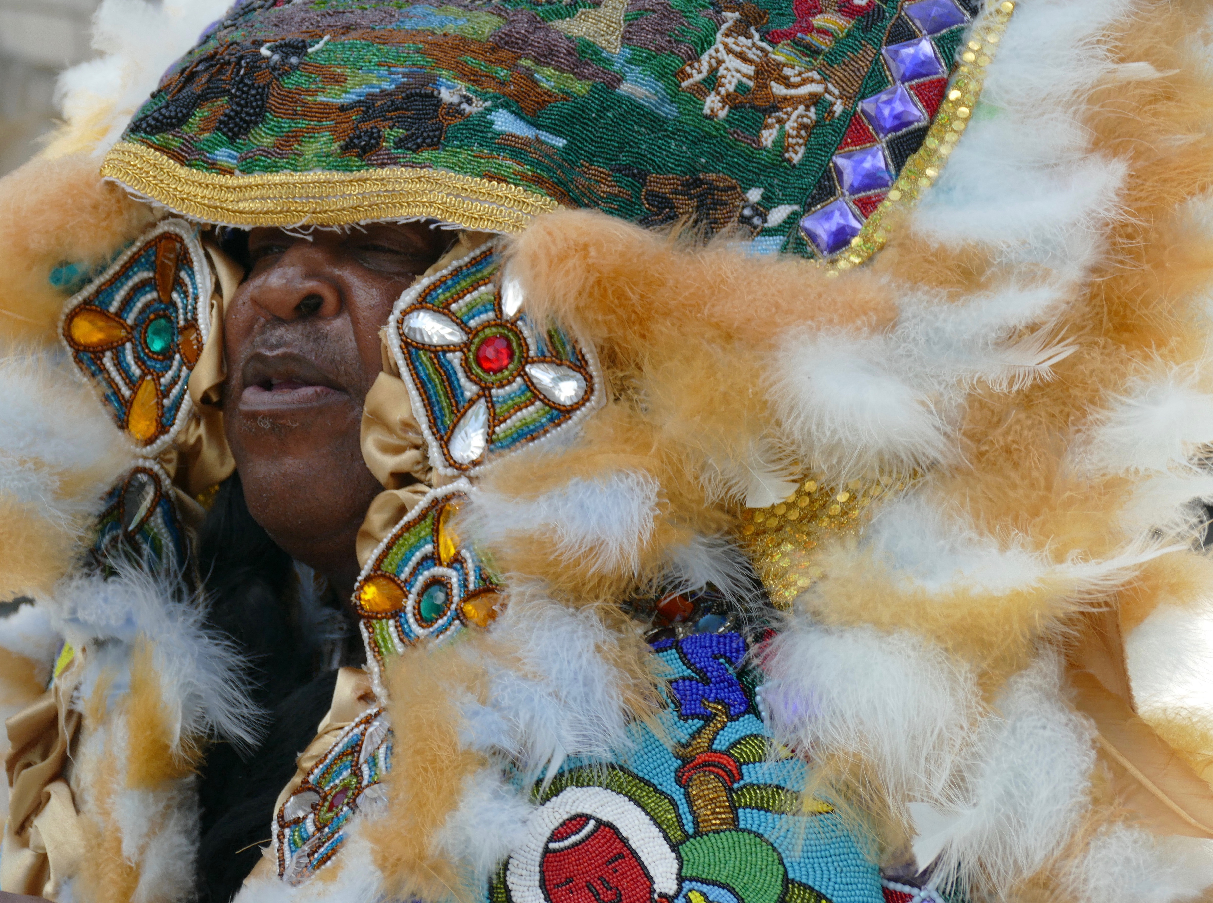 Big Chief in New Orleans