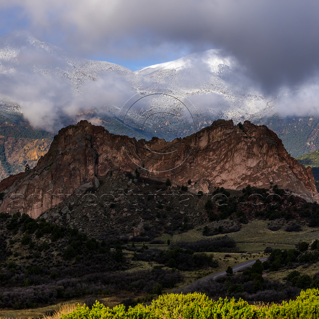 South Mountain, Garden of the Gods, Colorado Springs