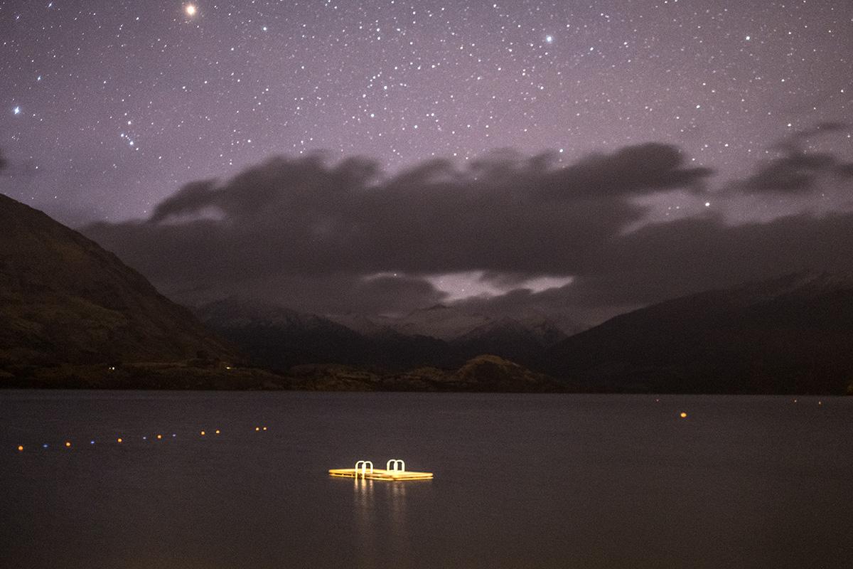 No Longer Afraid of the Dark in New Zealand