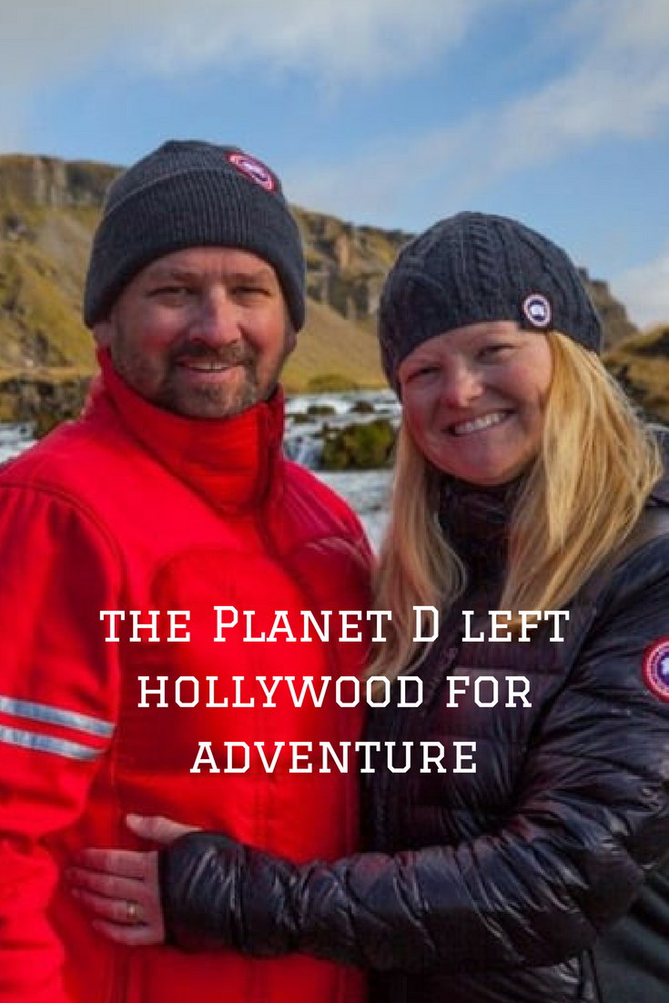 The Planet D left Hollywood for Adventure