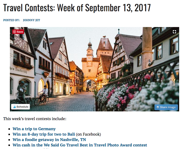 What Picture will you share in WSGT Travel Photo Award 2017