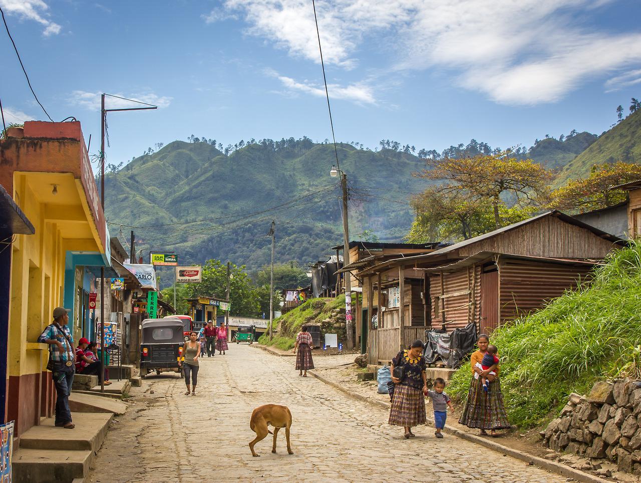 Life in Lanquin, Guatemala
