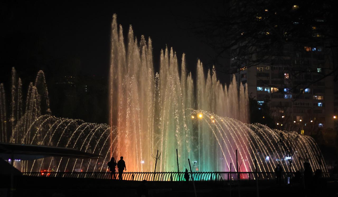 Lovers In Colors, Santiago De Chile