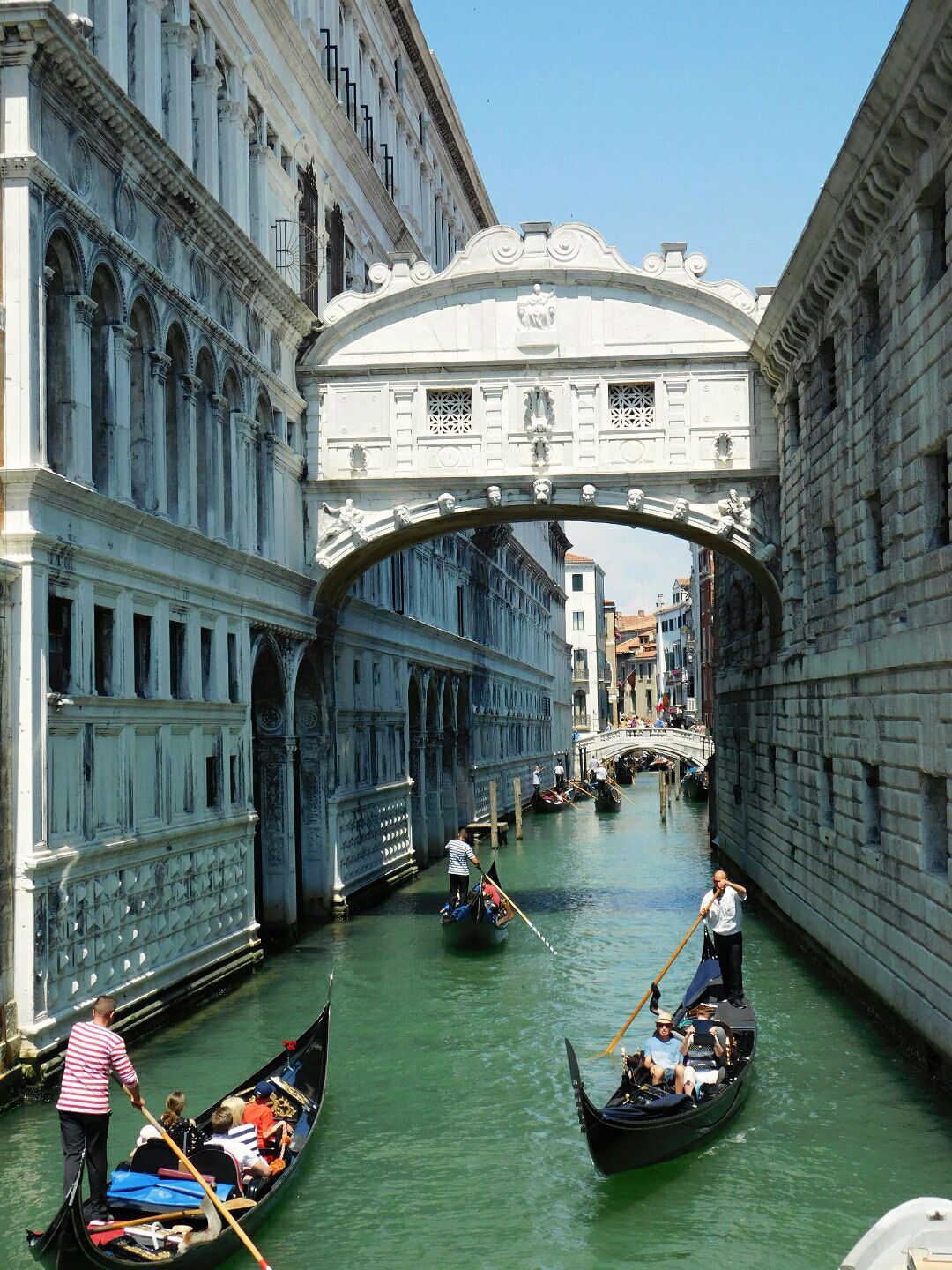 Magical Venice in Italy