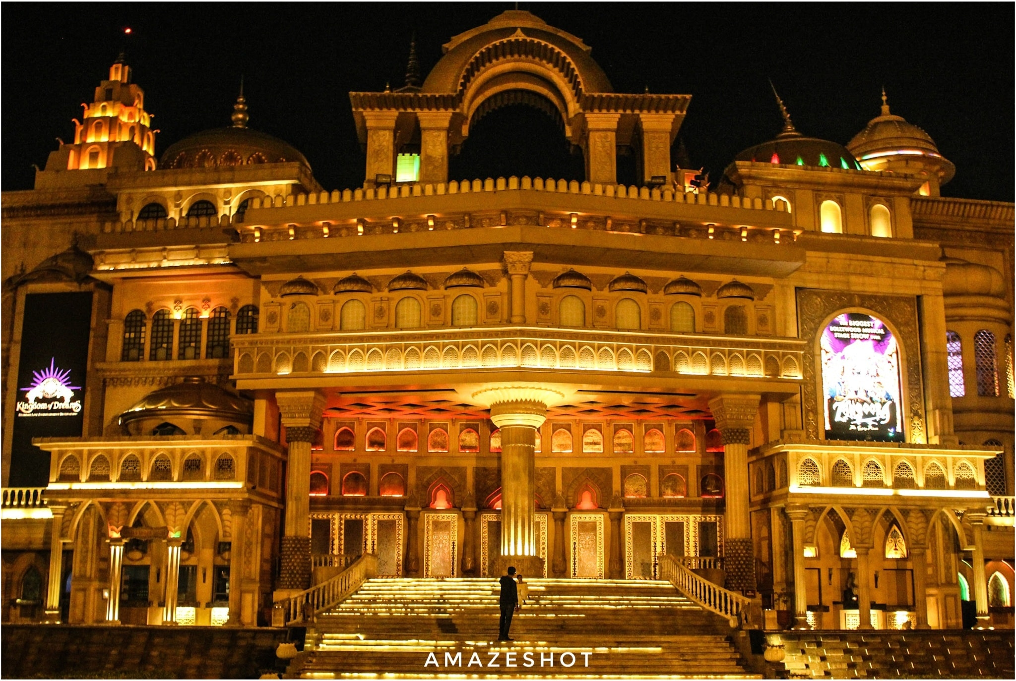 Kingdom Of Dreams in India