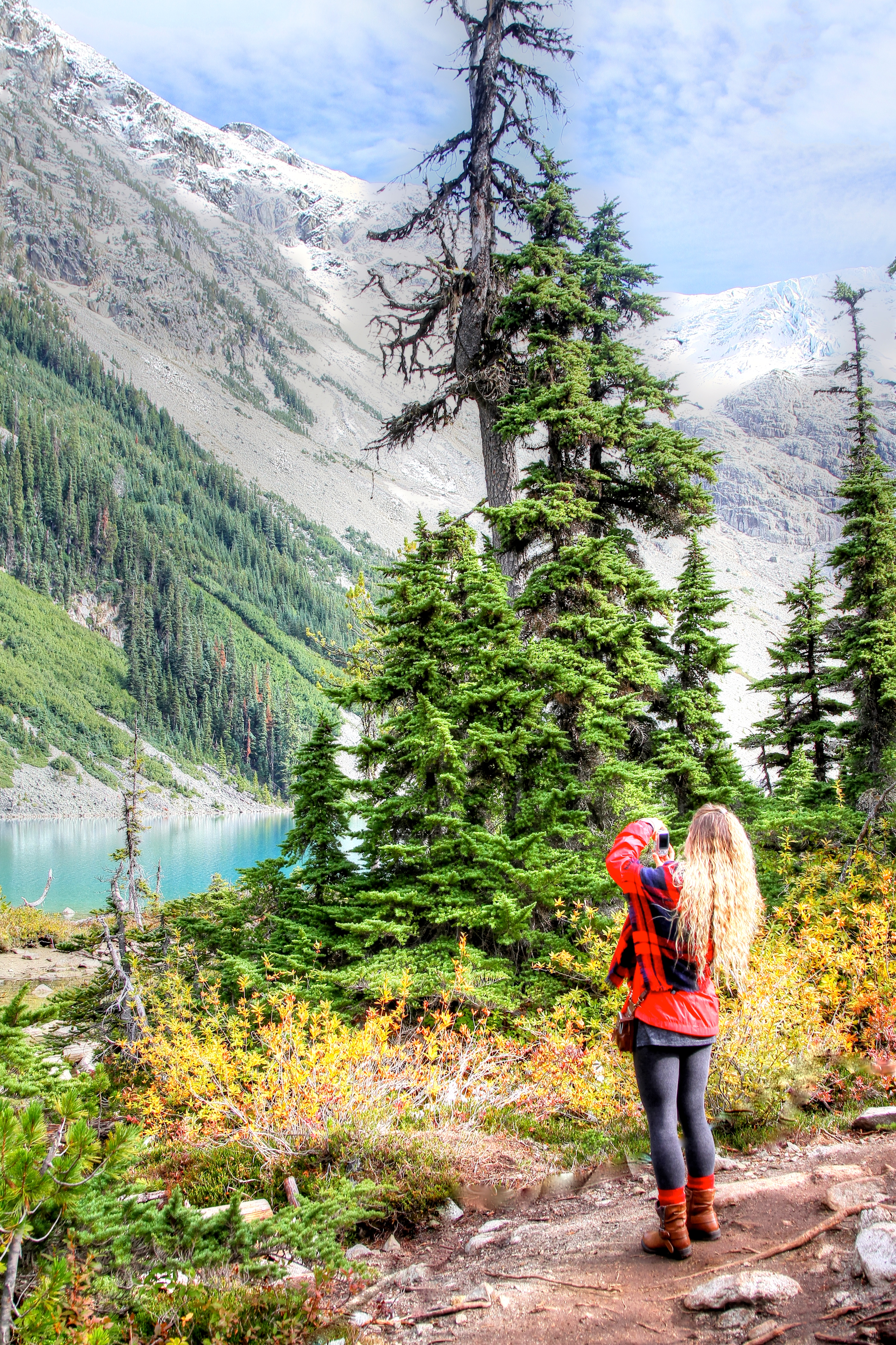 Kendra in British Colombia
