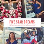 My Luxury Five Star Dreams Came True in Vegas