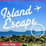 Canadian Island Escape Comox Valley